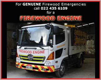 firewood engine